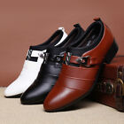 NEW Mens Driving Casual Lace up Shoes Leather Shoes Slip On Loafers