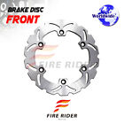 FRW 1x Front Brake Disc Rotor For HONDA FORZA 300 ABS 14-16 15 16