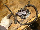 1997 suzuki gs 500 E gs500E s76 rear brake
