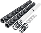 La Choppers 41mm Fork 2 Front Lowering Kit 80 17 Harley Dyna Touring Softail
