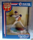 1993 Stadium Stars Starting Lineup NOLAN RYAN Texas Rangers Arlington Stadium