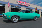 1970 Ford Torino 1970 Ford Torino Cobra Numbers Matching 429 V8 4 Speed Grabber Green