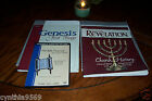 Abeka Book of Revelation Genesis First Things The Bible Preserved Grades 11 12th