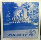MINNESOTA BOYCHOIR BOY CHOIR s/t LP VG+ E-950 Privte Boys Midwest Signed