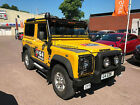Land Rover 90 Defender 25Td5 XS Factory G4 Edition
