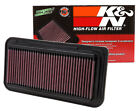 K&N 33-2300 Replacement Air Filter for 13-19 Toyota 86 2.0L FR-S Subaru BRZ Auto