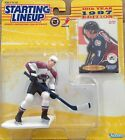Extremely RARE PETER FORSBERG STARTING LINEUP NHL 1997 Action Figure NEW Hockey