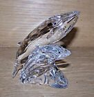 Swarovski Crystal Annual Edition 1992 Care For Me Mother & Calf The Whales