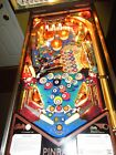 Bally EIGHT BALL DELUXE Pinball Playfield (Fully populated and restored)