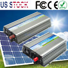 300 500 600 1000W Mirco Grid Tie Inverter For Solar Panel Pure Sine Wave W Cord