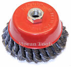 Twist Knot Wire Wheel Cup brush 4