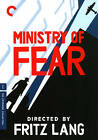 Ministry of Fear DVD 2013 Criterion Collection FACTORY SEALED