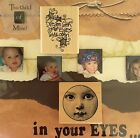 Rare Set Wood Rubber Stamps Inspiration DREAM WITH EYES OPEN+Celestial MOON BABY