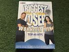 THE BIGGEST LOSER WORKOUT MIX TOP 40 HITS 3 CD SET NEW  SEALED