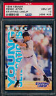 DEREK JETER 1996 KENNER STARTING LINEUP PSA 10 ROOKIE CARD SP!
