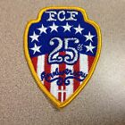 ROYAL RANGERS FCF 25 th Anniversary PATCH Never Used Mint