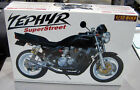Aoshima 1/12 Kawasaki ZEPHYR Super Street No.22 43851 SEALED