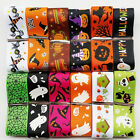 12YARDS Assorted of 20 Styles 1 25mm Halloween Grosgrain Ribbon Craft Bulk Lots