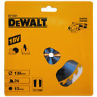 Dewalt DT1201 DT1201-QZ Circular Saw Blade 136mm, 24 Teeth