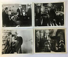 M vintage movie 8x10 photographs lot of 4 FRITZ LANG PETER LORRE