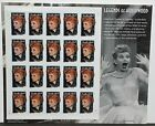 Lucille Ball Legends Of Hollywood Stamps Mint Unused Sheet of 20 I Love Lucy