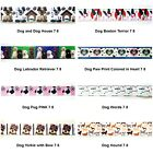 DOG ANIMAL PRINTS By the Yard Ribbon Trim for Scrapbooking  Hair Bow Making