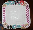 Fitz and Floyd Papa Paisano Chef Pasta Bowl New Never Used