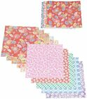 Origami Japanese Washi Folding Paper 018033 Each Sheet is 6 Inches Square