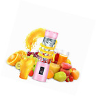 500ml Portable Travel Fruit Blender USB Juicer Cup, Netcosy USB Rechargeable Per