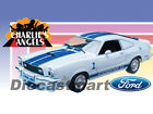 1976 FORD MUSTANG COBRA II CHARLIES ANGELS 118 GREENLIGHT 12880 FARRAH FAWCETT