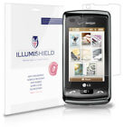 iLLumiShield Anti Bubble Print Screen Protector 3x for LG enV Touch VX11000