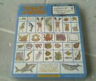 Rubber Stampede Stamp A Story Undersea Adventure fish Whale Shark kit Lot Plant