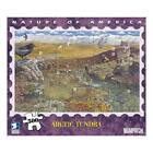 USPS Nature America Arctic Tundra Stamp Collection 500 piece Puzzle