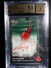 2016 Topps Now #564B David Ortiz Red Sox Final Game Auto Card 12 199 BGS 9.5