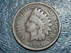1907 Indian Head Cent Nice Coin  # 1648