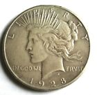1928 PEACE DOLLAR KEY DATE