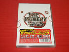 THE WINERY DOGS Dog Years 2013 - 2016 Live In Santiago & Beyond JAPAN DVD + CD
