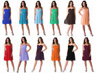 Formal Dress Bridesmaid Wedding Party Prom Elegant Evening Gown Ball 0 18