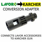 Lavor To Karcher K-Series Conversion Adaptor Coupling connector