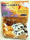 Primal Lite 12ft HORSE Farm Animals String Light Set Horses INDOOR/OUTDOOR NEW!