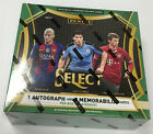 2016-17 Panini Select Soccer FACTORY SEALED Hobby Box