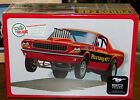 AMT 888 Retro Deluxe 1965 Ford Mustang Funny Car model kit 1/25
