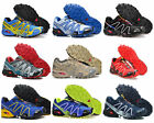Mens Salomon Speedcross 3 Athletic Running Sports Outdoor Hiking Shoe