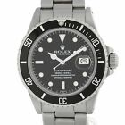 Rolex 168000 Submariner Black Dial Stainless Steel Swiss Automatic Diver Watch