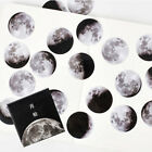 45Pcs box Cute Creative Moon Mini Paper Sticker Diary Scrapbooking Label Sticker