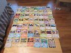 LOT OF OVER 50 POKEMON CARDS