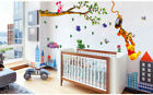 Winnie The Pooh Wall Stickers Nursery boy kid baby Room Vinyl Art Decal Decor