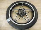 1983 Honda CX650C CX 650 Custom H1463' front wheel rim 19in