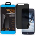 Privacy Anti Spy Tempered Glass Screen Protector For LG G Stylo 3 PLUS