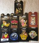Disney Authentic 10 Pin Trading collector Pin Set  E 21